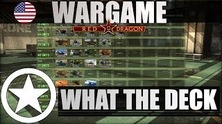 Wargame: Red Dragon - What The Deck - Intro