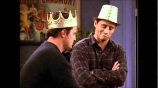 Chandler Bing - What?!