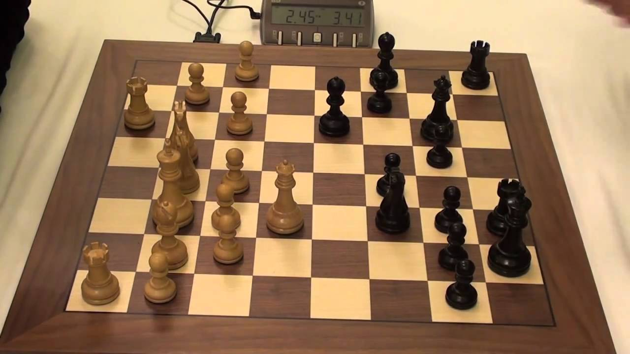 blitz chess game