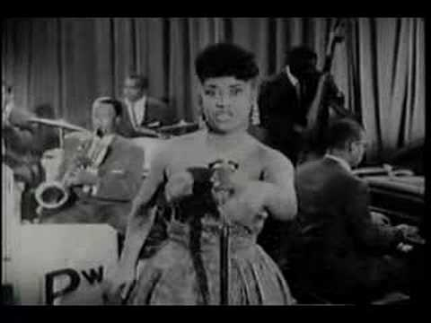 Ruth Brown - Tears KeepTumbling Down Video