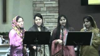 Hosanna - Praise is rising by CTCF Choir