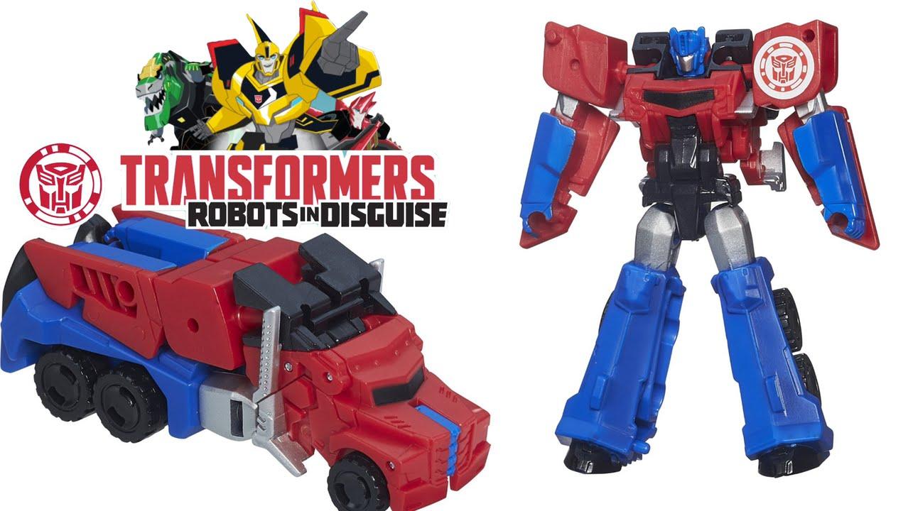 Juguete Optimus Prime