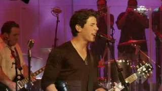Jonas Brothers-  Paranoid - Stripped Performances