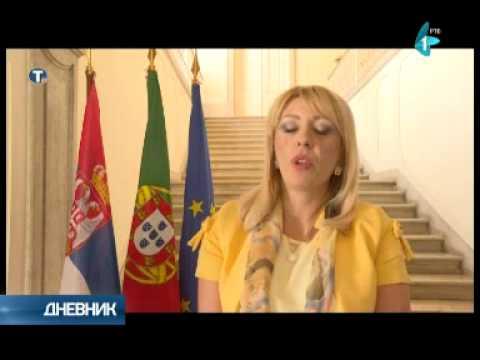 Joksimović: Portugal podržava evropski put Srbije