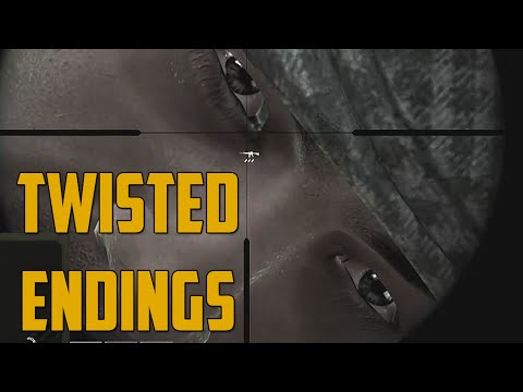 TWISTED ENDINGS!  (DayZ Standalone)