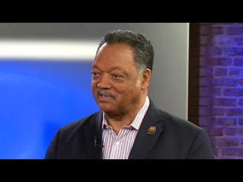 "Jesse Jackson: Sanders is running ""crusade,"" Clinton is running ""campaign"""
