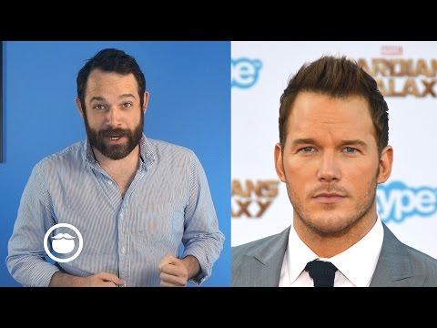 Let's Talk About Chris Pratt's Beard & Style   Clayton Cook