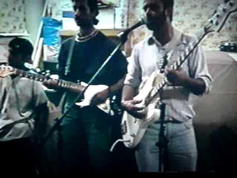 Fiji Indian hindi rock music band playing Live!!!