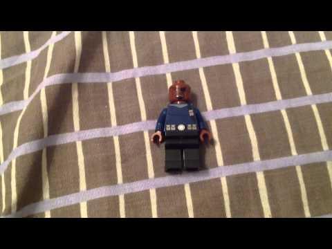 Лего супер герои 6865 мотоцикл капитана