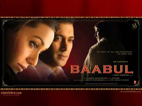 Keh Raha Hai Dil Deewana(MOVIE BABUL).wmv