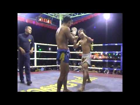 Myanmar Lethwei Vs Thailand Muay Thai part 1 [2013] - 59:37