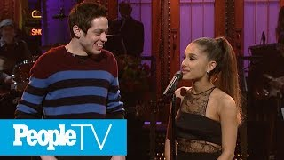Ariana Grande Knew Years Ago She'd '100 Percent' Marry Pete Davidson | PeopleTV
