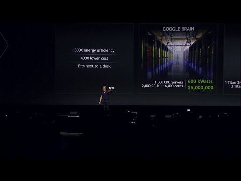 GPU Technology Conference 2014: TITAN Z (part 5) GTC