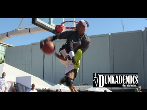 FOUR INSANE 360 Eastbays + Kiss the Rim by Chris Staples : CRAZY Dunk Preview!