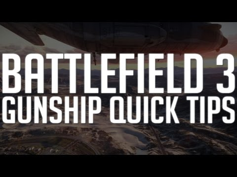 Battlefield 3: AC-130 Quick Tips
