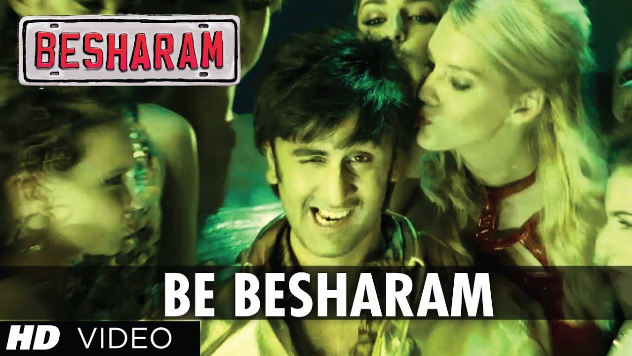 Besharam lyrics