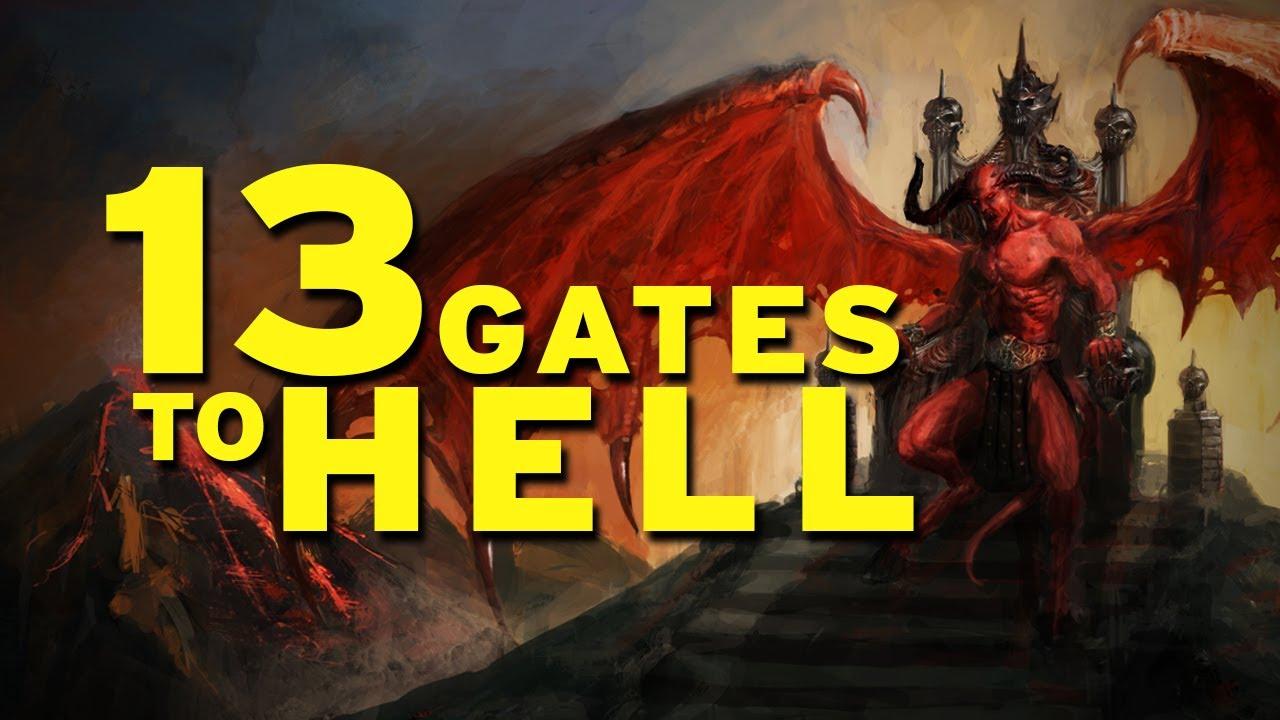 Gates of hell  Wikipedia