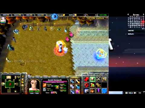 'Review' Warcraft III map Bleach Vs One Piece v2.08