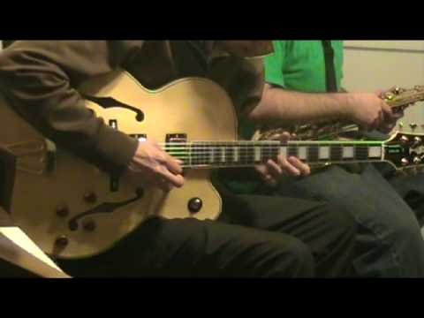 All The Things You Are- Gabriel Ambrosius and the Jammin' Jazz Ensemble