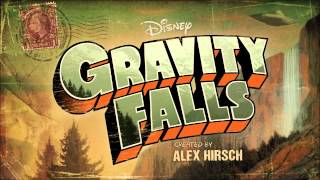Gravity Falls opening theme FULL