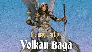 The Magic Art of Volkan Baga