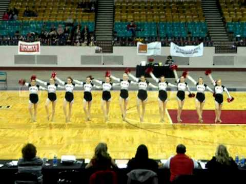 Eagle Valley High School Dance Team 2011 State Performance