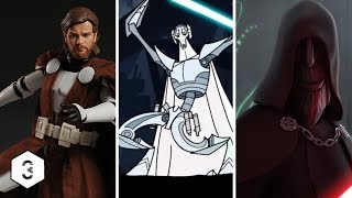 Potential HERO SKINS for Season 3 in Star Wars Battlefront 2