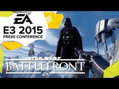 Star Wars: Battlefront Stage Show - EA 2015 Press Conference