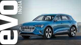 The electric Audi e-tron is coming to India very soon | A detailed look | evo India