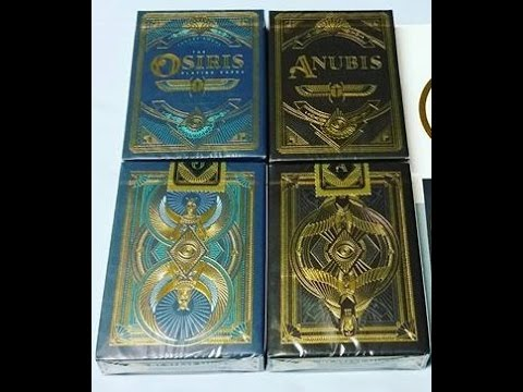Anubis & Osiris Deck Review