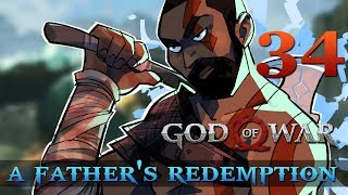[34] A Father's Redemption (Let's Play God of War [2018] w/ GaLm)
