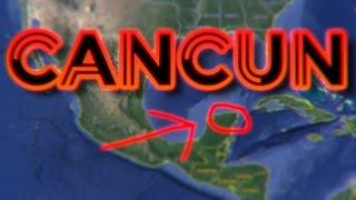 GOING TO CANCUN! (Mexico Vlog Ep1)