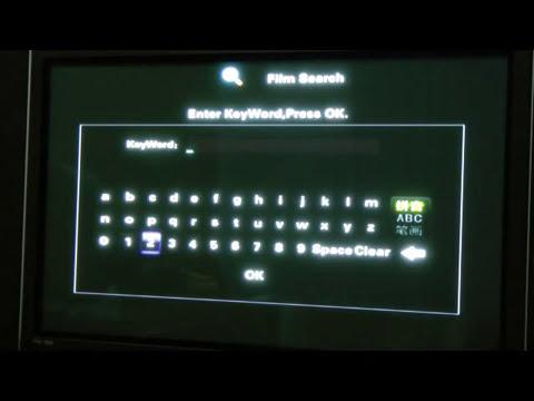 internet media player VOD X6 search function demo verdase.flv