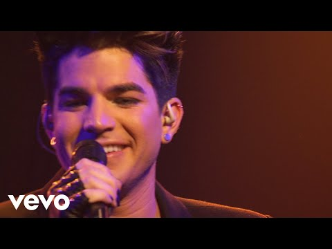 Adam Lambert - Naked Love