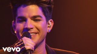 Клип Adam Lambert - Naked Love (live)