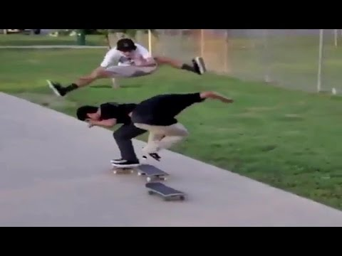 INSTABLAST! - UNREAL Nollie 1080 BIGGGSPIN!! 3-Way Hippy Jumps!! Jereme Rogers Gets Bitch Slapped!!