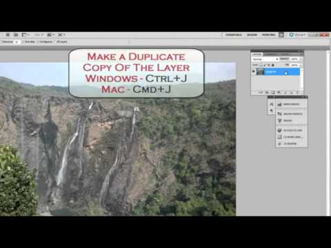HOW TO CONVERT AN ORDINARY IMAGE INTO HD WITH PHOTOSHOP IN HINDI