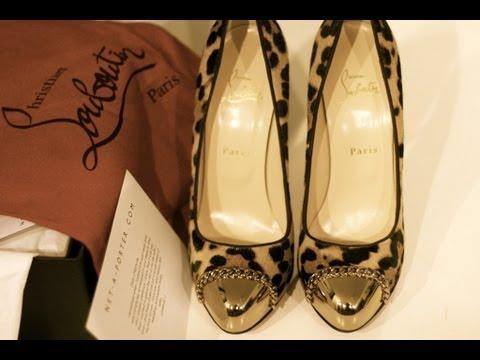 0 Hello Lovers: YSL & Christian Louboutin Shoe Haul (November Goodies : )