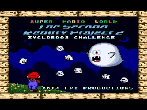 ?O GRANDE FINAL DE SUPER MARIO WORLD THE SECOND REALITY PROJECT 2 ZYCLOBOOS CHALLENGE