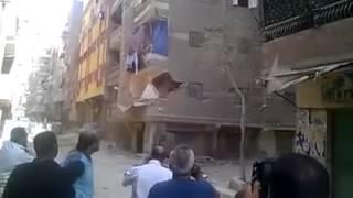 Destroyed in seconds horrible crash of a building