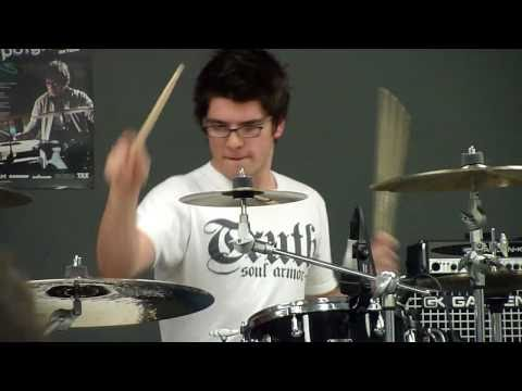 Cobus Potgieter Tik Tok (drum cover)