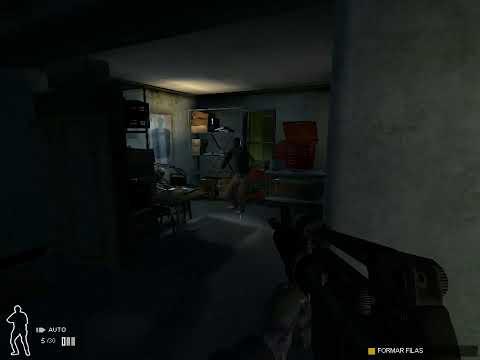 Jugando SWAT 4--El escuadron aragan y opiniones sobre el juego