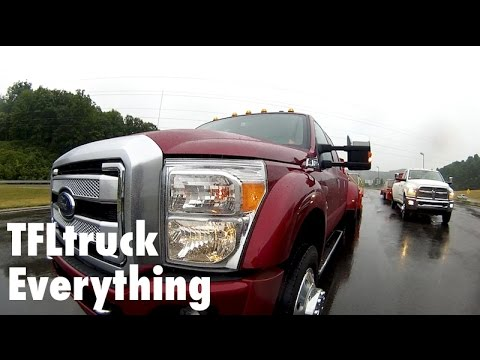 New 2015 Ford F-450 Super Duty 6.7L Turbo Diesel: More Than Everything you ever wanted to know