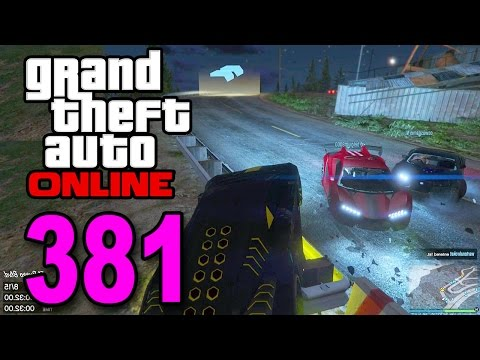 Grand Theft Auto 5 Multiplayer - Part 381 - The Worst Luck Ever (GTA Online Gameplay)