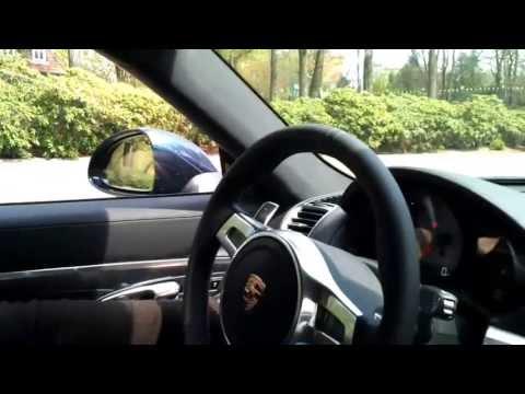Test Drive- Porsche Cayman S