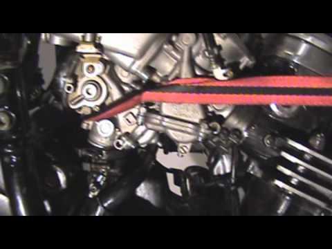 Honda Magna Carbs Install (Part 2)