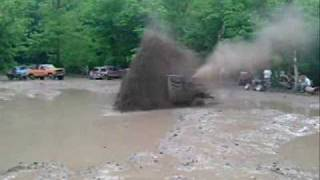 Whetstone, West Virginia Mudding 2009