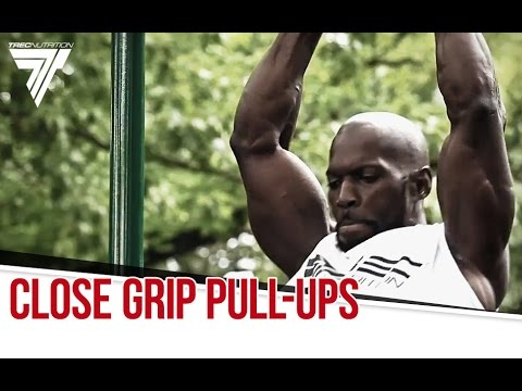Close grip pull-ups | Street Workout Training | Hannibal For King