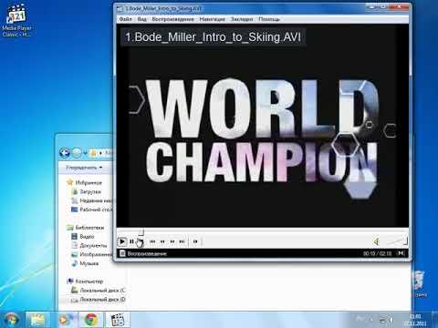Видеопроигрыватель Media Player Classic