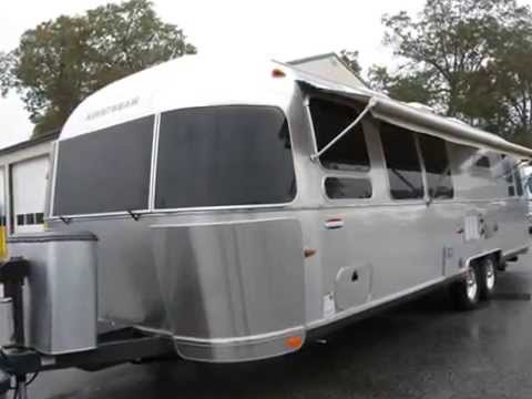 2012 Airstream International Serenity 30' Travel Trailer RV Camping